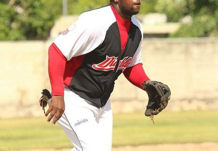 El cubano Yasiel Agete se ha convertido en uno de los protagonistas de la liga. (Foto: Cortesía).