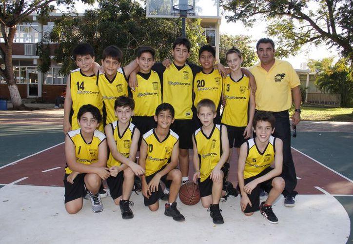 El equipo de la categoría 2001 - 2002 disputará hoy la final de su división. (Juan Carlos Albornoz)