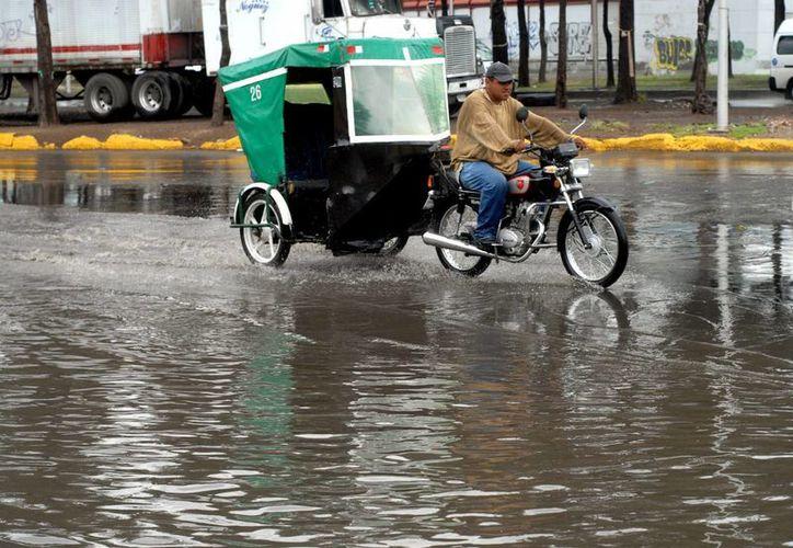 El SMN prevé lluvias muy fuertes en los estados de Chiapas, Guerrero y Michoacán. (Archivo/Notimex)