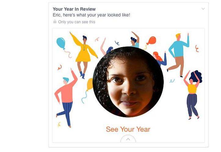 La aplicación de fin de año de Facebook, que suele ser grata para la mayoría de las personas, resultó terrible para Eric Meyer, por  el deceso de su hija. (elpais.com)
