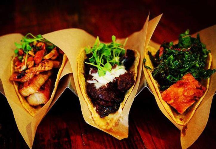 La página de internet de Virgin Tacos asegura que sus sabores únicos sorprenderán a los comensales. (Facebook/Virgin Tacos)