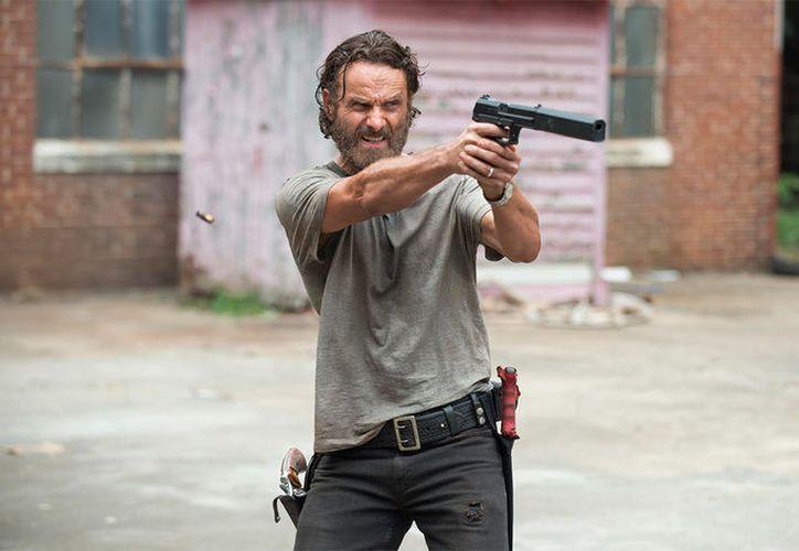 """AMC Studios es la compañía que se encarga de producir la popular serie """"The walking dead"""". (Foto: Contexto/Internet)"""