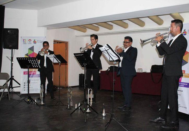 En los conciertos participarán trompetistas exponentes de varias nacionalidades. (Faride Cetina/SIPSE)