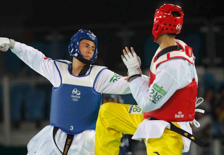 El mexicano Carlos Navarro asume el segundo lugar de la categoría menor en el mundial de Corea del Sur. (Foto: Contexto/Internet)