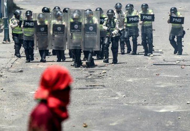 Para este sábado se convocó otra concentración opositora en Caracas, la cuarta esta semana. (RT)