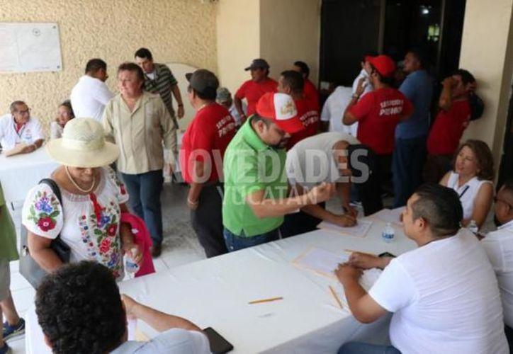 La nueva directiva del FUTV que sea electa ejercerá su periodo durante los próximos seis años. (Novedades Yucatán)