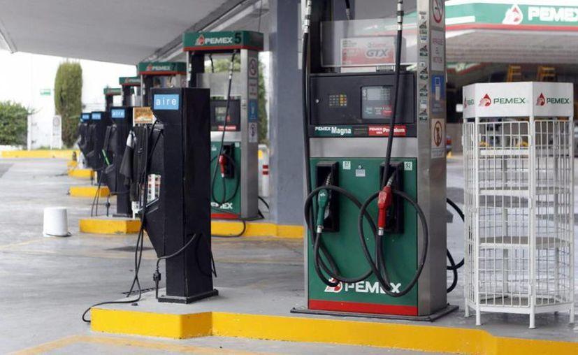 Afirman que los ajustes forman parte del proceso de transición hacia el libre mercado de los combustibles. (Archivo/Notimex)