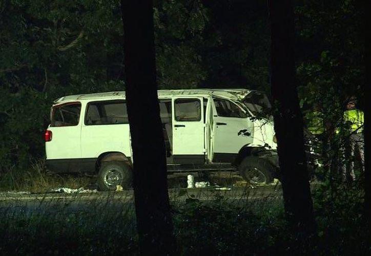 Las autoridades apuntan a la fatiga del conductor como causa probable del accidente. (wtvr.com)