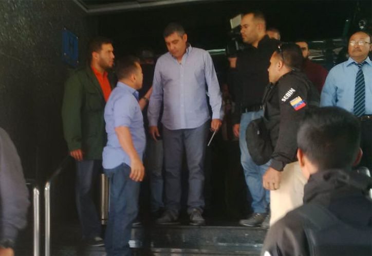 El ex ministro fue acusado de cargos de acciones contra la paz y la tranquilidad del país. (Infobae)
