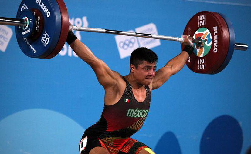 Mauricio Canul fue bronce en los Juegos Olímpicos de la Juventud Buenos Aires 2018. (Foto: Cortesía)