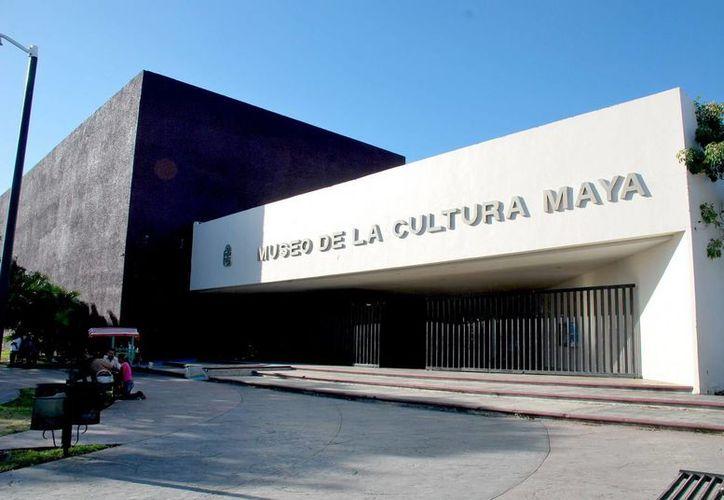 Las actividades se llevarán a cabo en el Museo de la Cultura Maya de Chetumal. (Contexto/Internet)