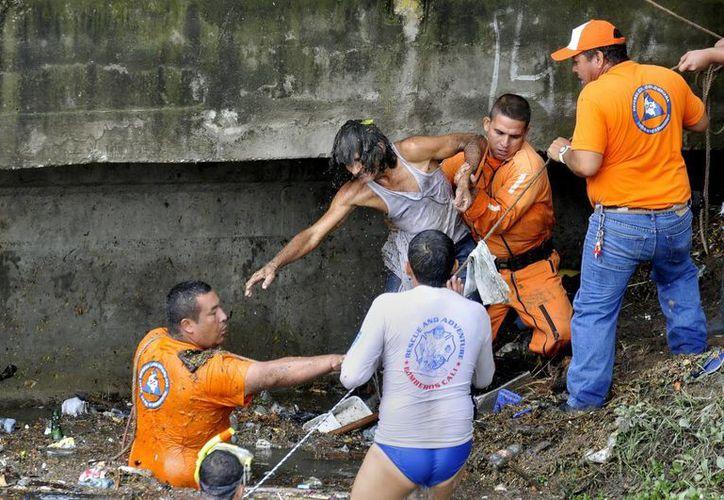Tan solo en el distrito occidental de Kalutara, en Sri Lanka, 14 personas fallecieron. (EFE/Foto de contexto)