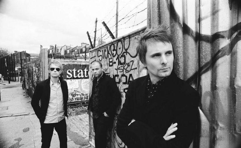 Muse promociona su último material, dedicado a un filme protagonizado por Brad Pitt. (filtermexico.com/Archivo)
