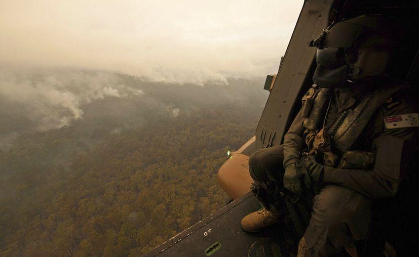 Foto: Soldado Michael Currie/ADF vía AP