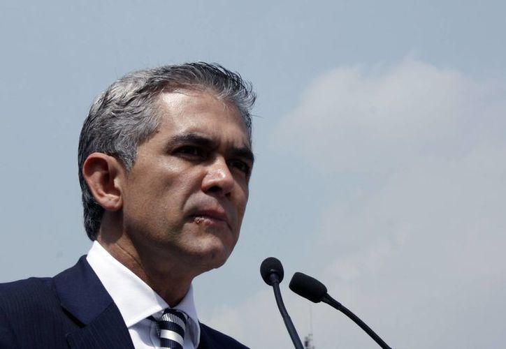 Mancera prometió que no habrá más impunidad en la Ciudad de México. (Archivo/Notimex)