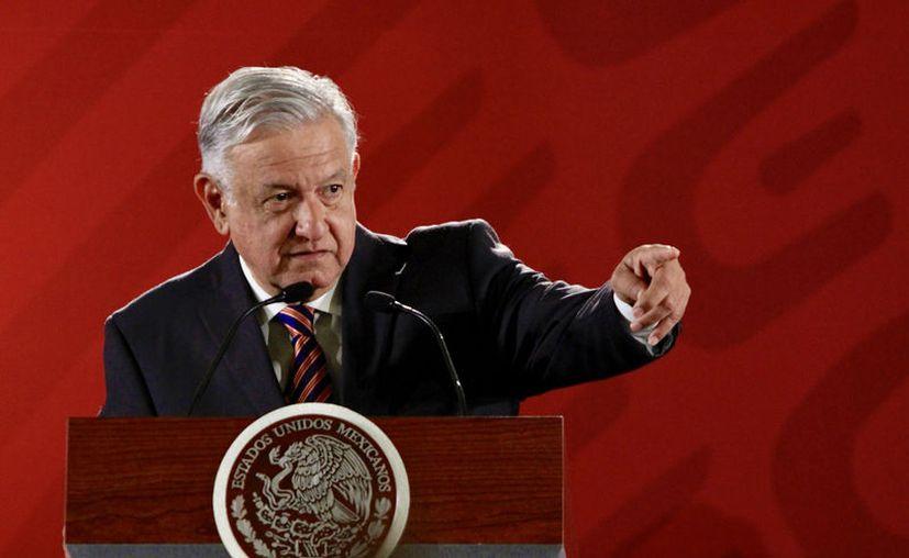 En su conferencia de prensa matutina, el presidente Andrés Manuel López Obrador exhortó al fiscal general de la República, Alejandro Gertz Manero (Foto: Notimex/ Javier Lira)
