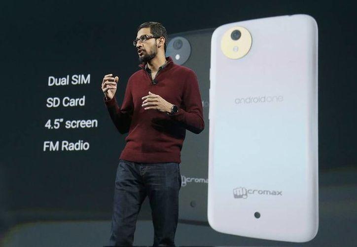 Android One, la apuesta de Google en móviles para los mercados emergentes. (Agencias)