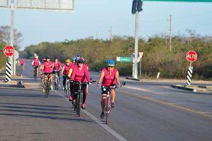 Nuevos ciclistas del Mayab