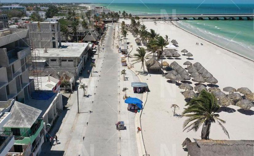 El edil señaló que hasta el momento el puerto no tiene casos de contagio. (Novedades Yucatán)