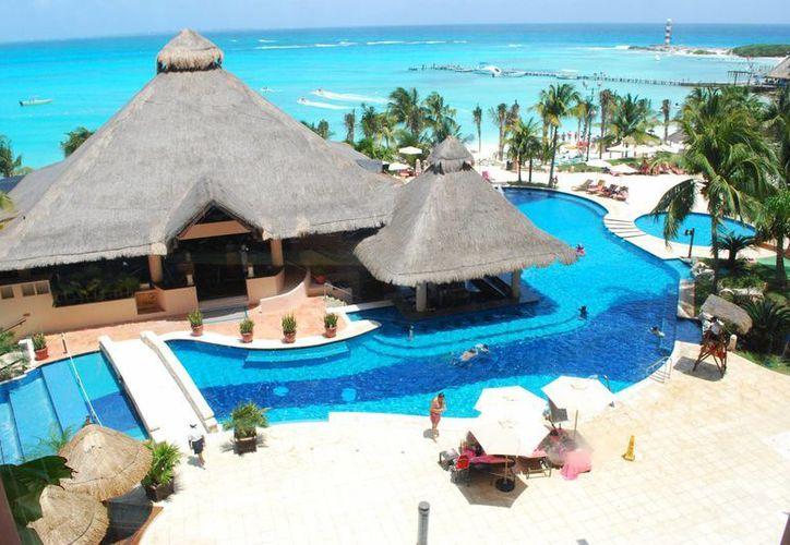 En Cancún y Riviera Maya, existen cinco hoteles con habitaciones especiales. (Tomás Álvarez/SIPSE)