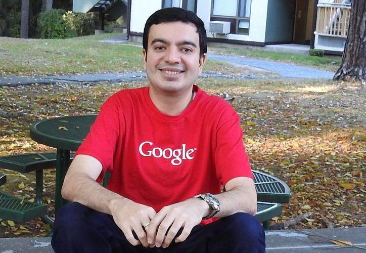 Sanmay Ved  utilizó el servicio de registro de dominios Google Domains el año pasado. (businessinsider.my)