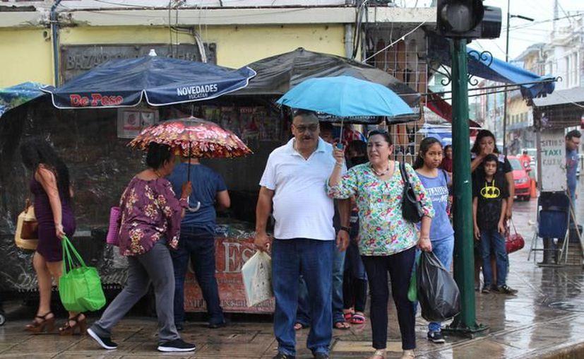 Habrá intervalos de chubascos en el oriente y sur de Yucatán. (Novedades Yucatán)