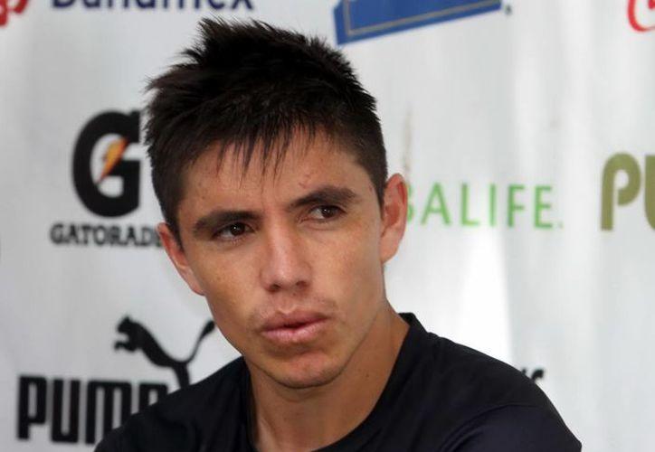 'Chispa' indicó que Pumas está obligado a sumar de a tres puntos en los siguientes partidos para aspirar a la liguilla y superar la crisis. (Notimex)