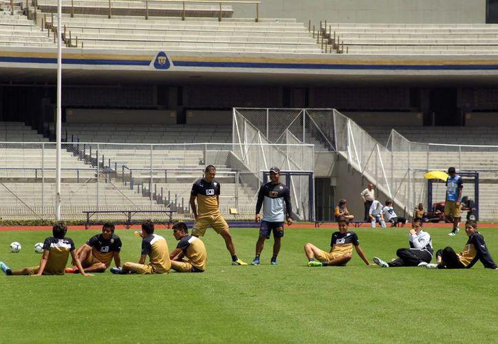 Uno, es el número de partidos que Pumas ha ganado en el torneo. (Foto: Agencias)