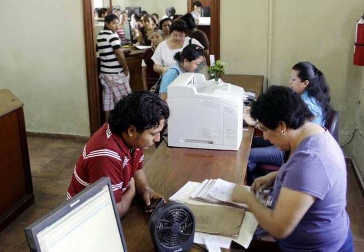 El objetivo es evitar largas filas en el Registro Civil para obtener este documento. (SIPSE)