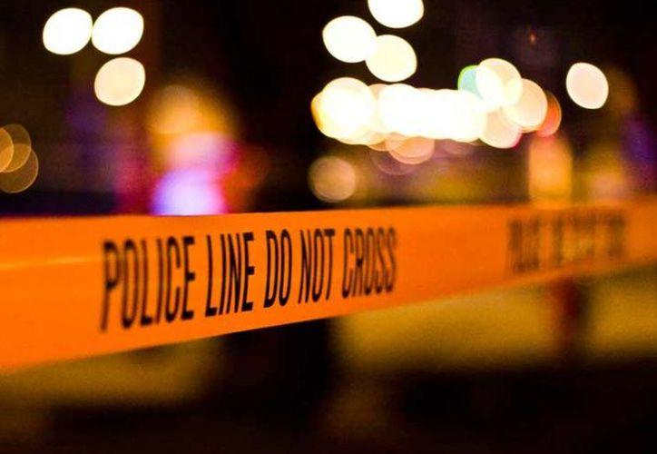 La Policía le disparó al actor de una película que interpretaba a un ladrón. (Excélsior).
