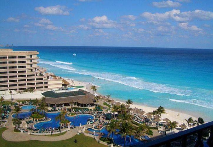Auguran una buena temporada de invierno para el Caribe mexicano. (Foto de Contexto/turespacio.com)