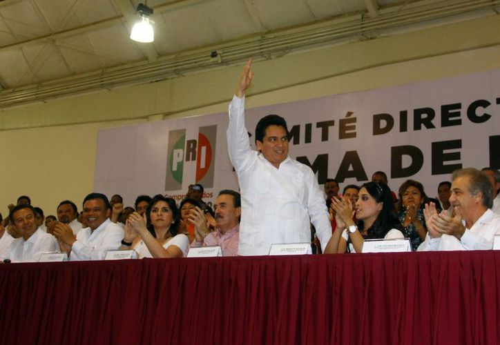 Carlos Pavón Flores surgió de las filas de la CNOP. (Juan Albornoz/SIPSE)