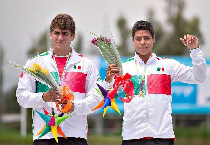 Deportistas mexicanos abren el Festival Deportivo Panamericano de Canotaje adjudicándose cuatro medallas de oro. (deporte.gob.mx)