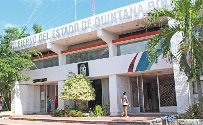 El actual gobierno del estado recibió observaciones de las auditorías. (Jesús Tijerina/SIPSE)