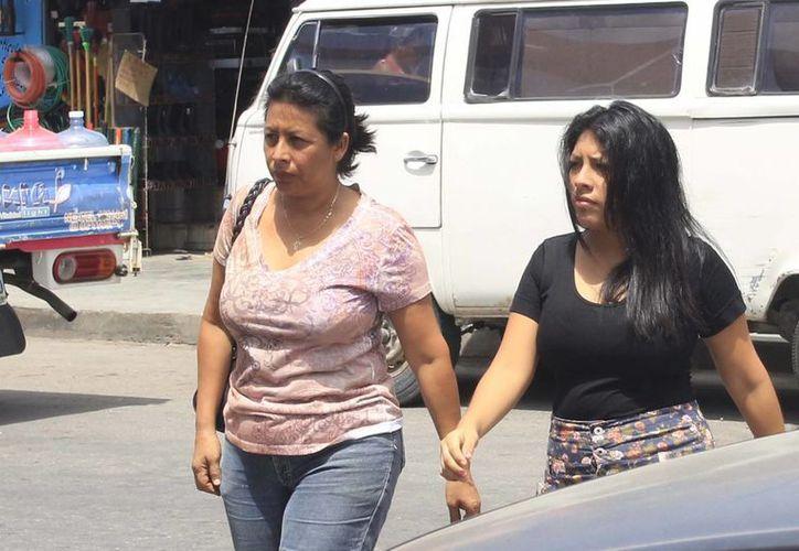 En Quintana Roo, las acciones en perspectiva de género alcanzaron un presupuesto histórico de 10 millones de pesos este año. (Harold Alcocer/SIPSE)