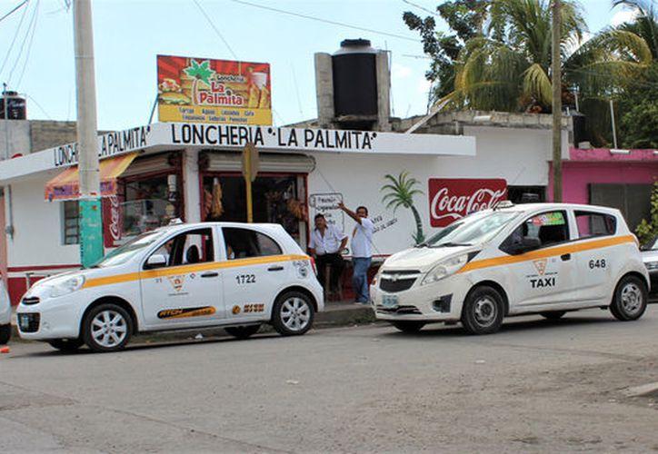 En el Suchaa, se planea incrementar cinco pesos a la tarifa. (Foto: David de la Fuente)