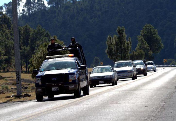 La jornada más violenta del mes pasado se llevó a cabo el día 21, cuando nueve personas murieron en Guerrero y siete de ellas se registraron en el puerto de Acapulco. (Archivo/Notimex)