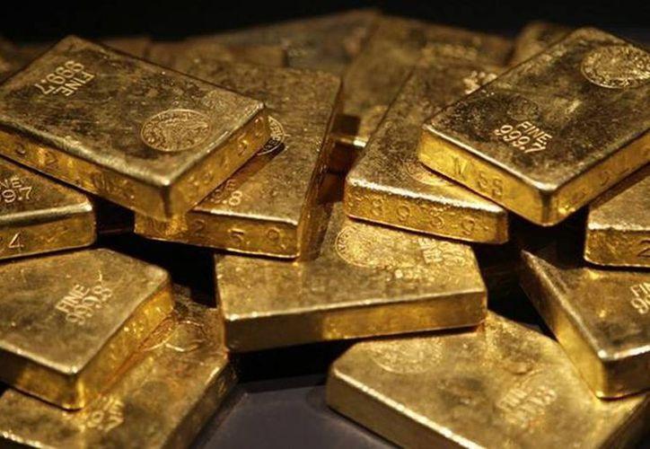 El botín se estima en cuatro millones de dólares en oro. Los guardias de seguridad fueron amarrados y encaminados hacia el bosque. (Archivo/AP)