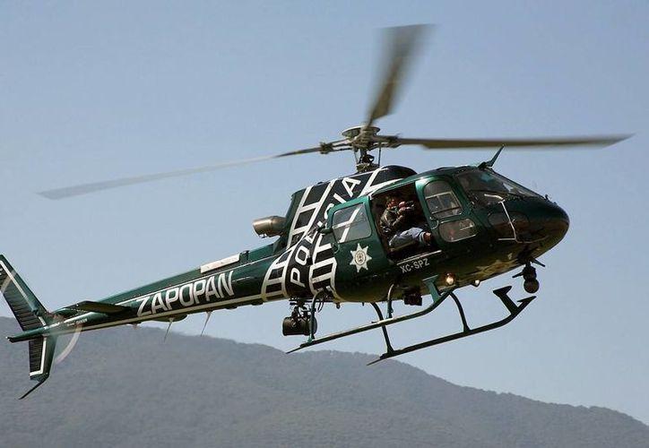 Dos jóvenes se perdieron en El Diente y seis en el cerro de El Colli, pero se logró su rescate gracias al helicóptero Halcón de Zapopan. (todopormexico.org)