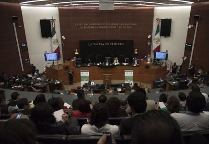 """Se definieron """"seis líneas rojas"""" que no aceptará México y que no avalará el Senado de la República. (El Financiero)"""