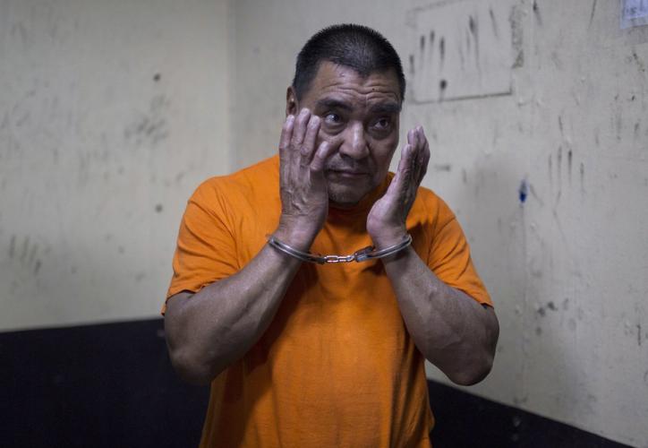 El ex militar recibió 30 años por cada persona asesinada, aunque su condena sólo es simbólica. (RT)