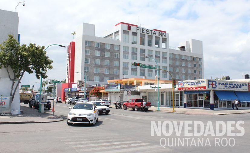 Se busca que los edificios combinen el giro comercial y residencial. (Joel Zamora/SIPSE)