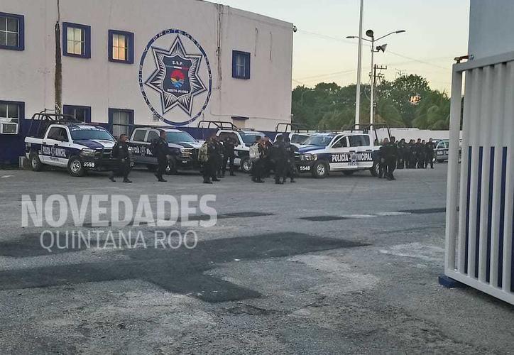 Ayer comenzó a operar el Mando Único en Benito Juárez. (Redacción)