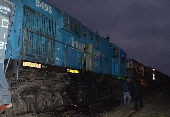 El hecho se suma a otros accidentes ferroviarios ocurridos en Buenos Aires y localidades bonaerenses en los últimos años. (radiosobrenivel.com.ar)