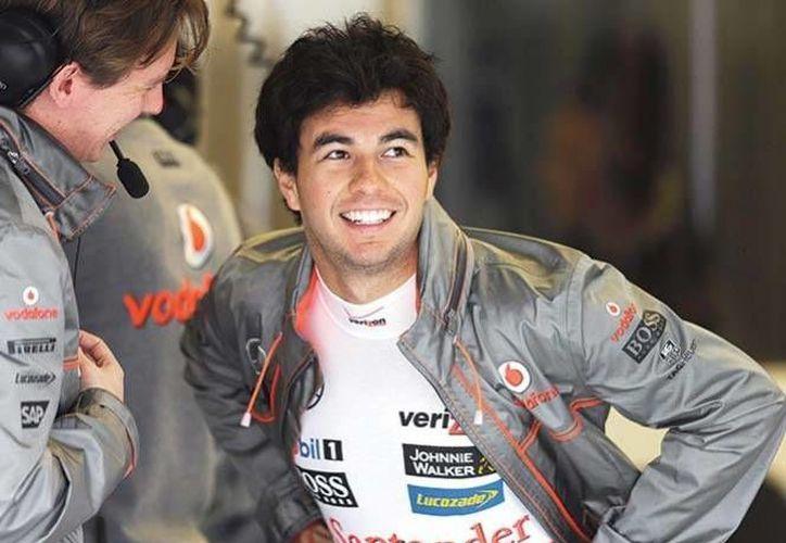'Checo' Pérez fue castigo por presuntamente ocasionar un accidente en el Gran Premio de Canadá. (excelsior.com.mx)