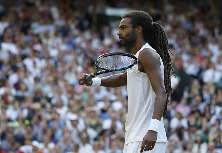 Rafael Nadal se despidió prematuramente de Wimbledon al caer ante Dustin Brown. (AP)