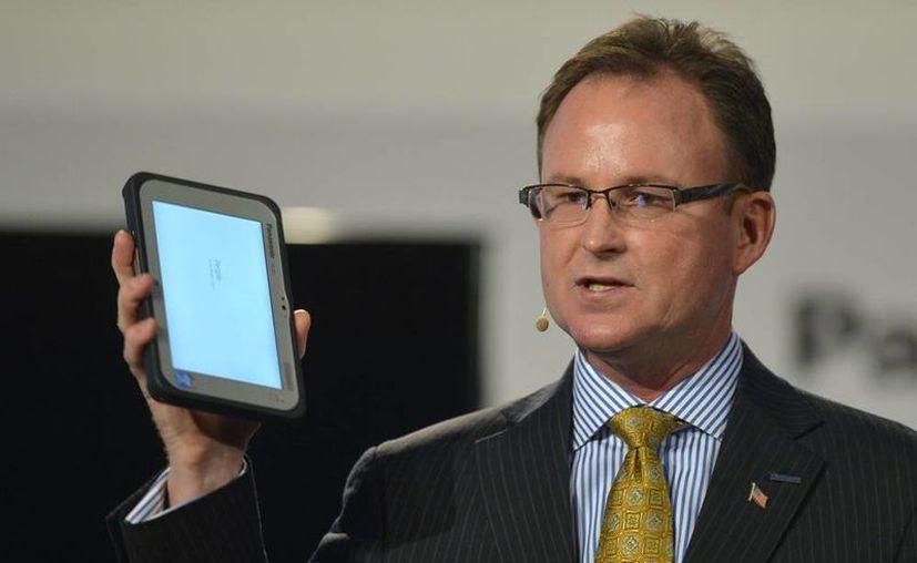 Aunque el gasto global en tecnología bajará 1 % en 2014 las compras de teléfonos inteligentes y tabletas seguramente sumarán un 43% de cada dólar gastado este año en tecnología informó la Asociación de Consumo de Electrónicos. (Agencias)