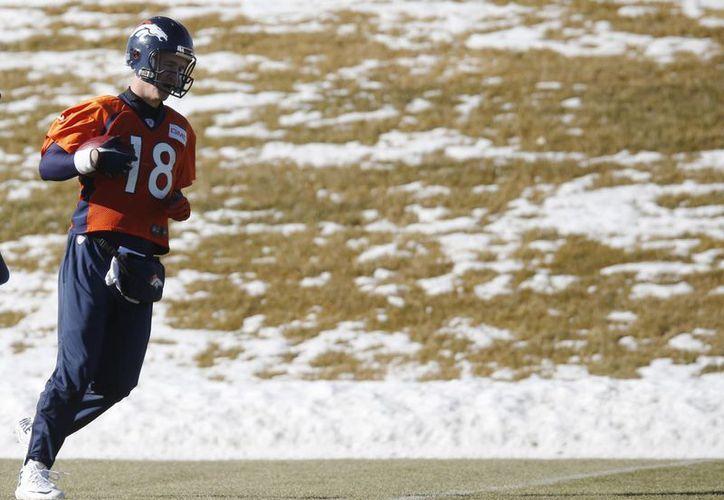 La semana de descanso podría beneficiar a Manning, cuyo juego se vino abajo las últimas semanas. (Foto: AP)