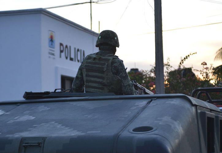 La especialista opina que  es necesario que Cozumel vuelva a contar con la seguridad que tenía antes de octubre de 2016, (Foto: Gustavo Villegas/SIPSE)