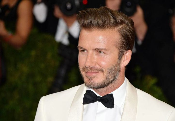 David Beckham quiere construir un estadio emblemático para Miami. (EFE/Archivo)